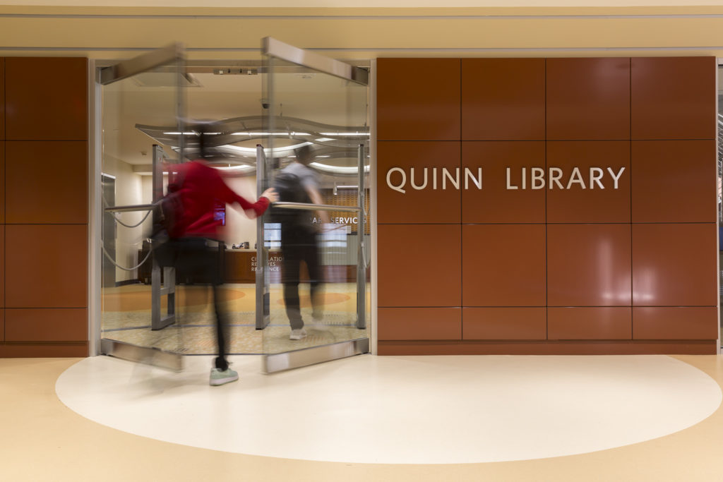 Quinn Library, Lincoln Center Campus