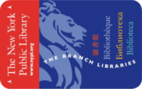 NYPL Card Sign-Up at Walsh Library