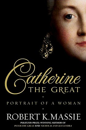 Book cover of Catherine the Great by Robert K. Massie