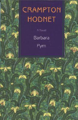 Book cover of Crampton Hodnet by Barbara Pym
