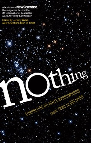 Book cover of Nothing by Jeremy Webb