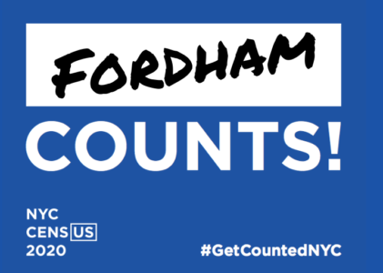 #GetCounted in the 2020 Census
