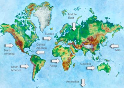 Travel the World (Through Books): A Virtual Book Display