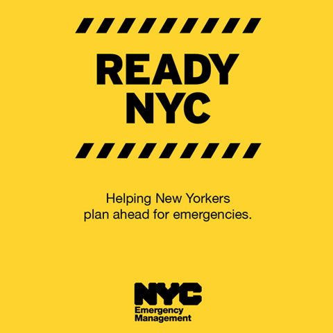 Ready NYC logo