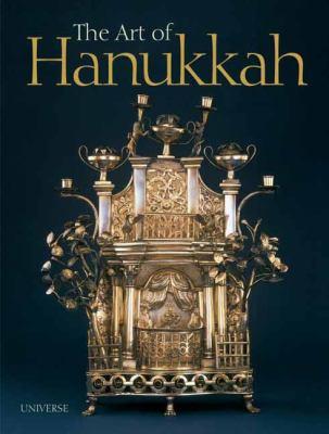 "Cover of ""the art of hanukkah"""