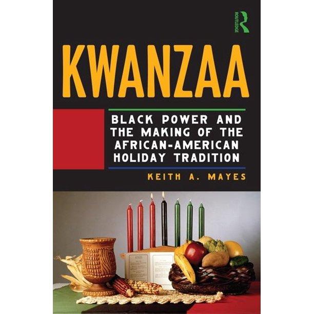"Cover of ""kwanzaa"""