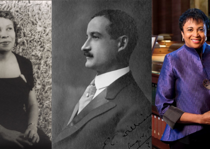 Black Leaders in Library History