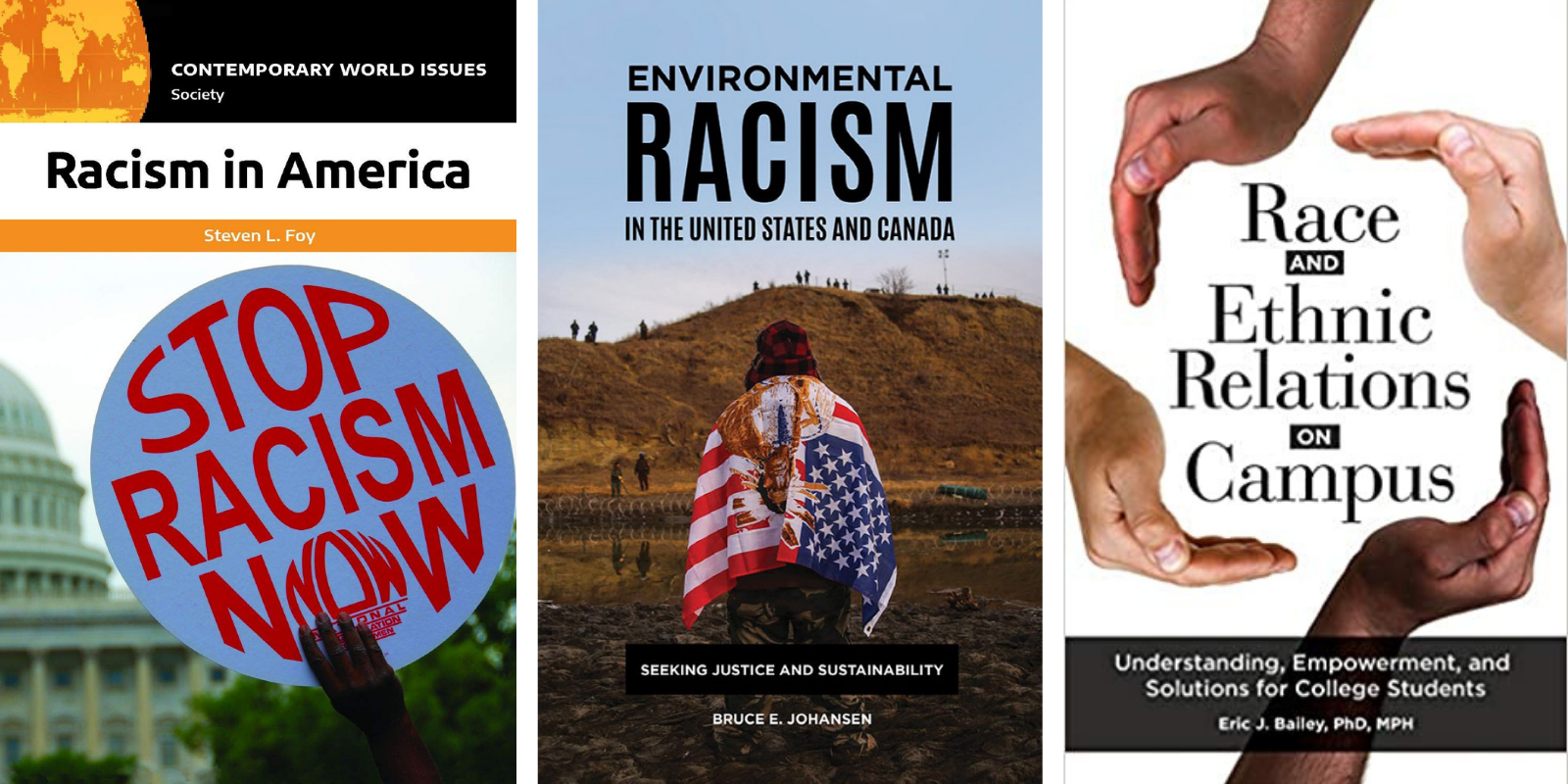 New Ebook Collection: Race & Social Injustice