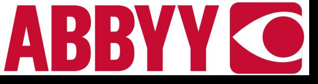 Abbyy logo.