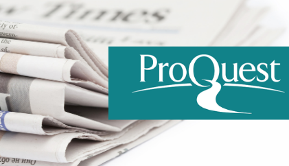 Database Highlight: ProQuest Historical Newspapers