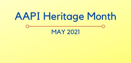 Uplifting Asian American & Pacific Islander Heritage Month