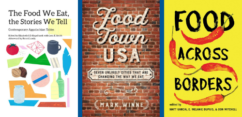 Virtual Bookshelf: American Food Culture