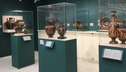 """Fordham Museum """"Faces the Past"""" in New Exhibit"""