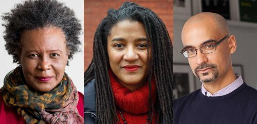 Virtual Bookshelf: Reid Writers of Color