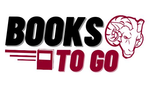 The Books-to-Go logo.