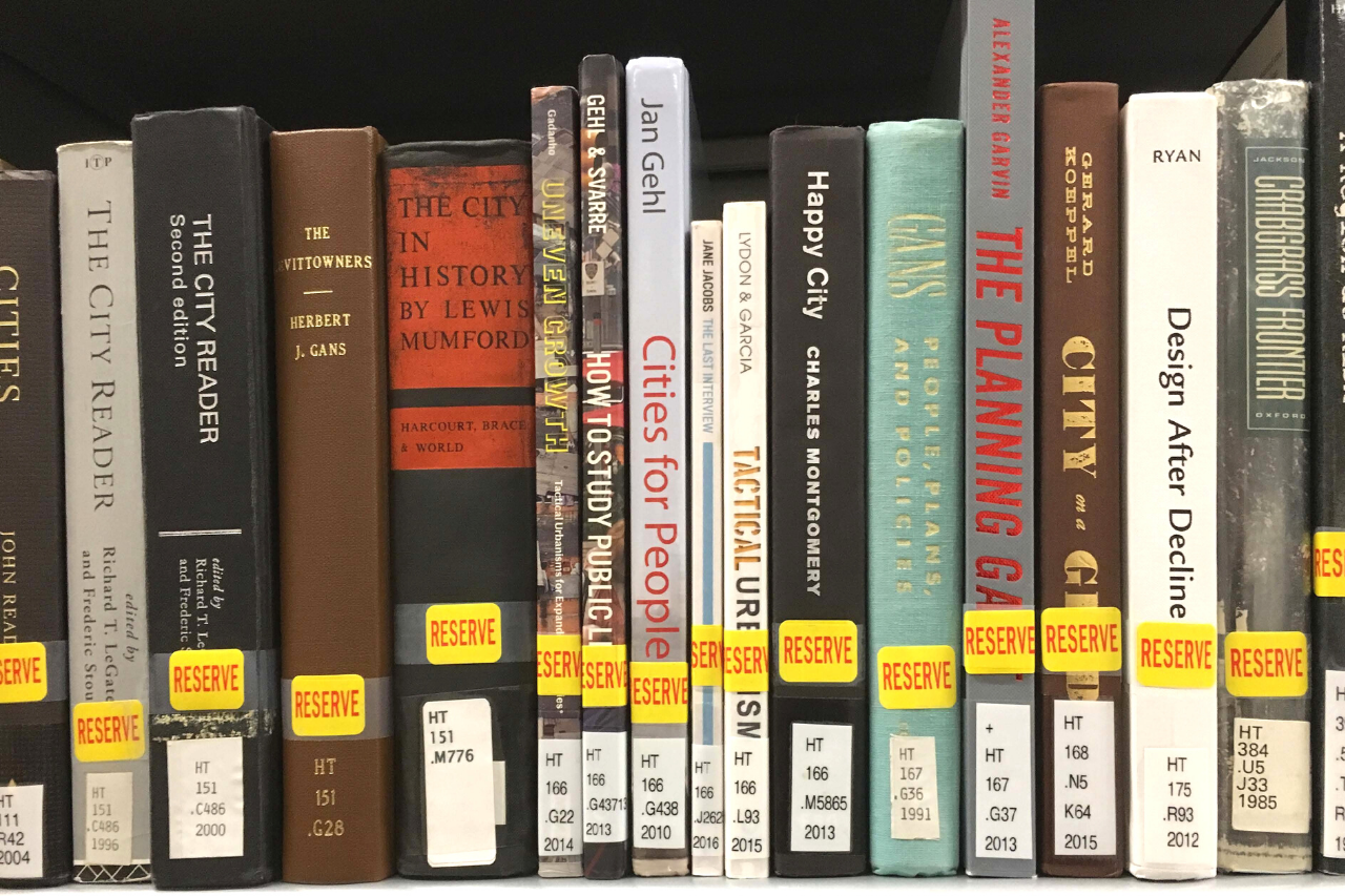 Fordham Libraries Expand Services with Books-to-Go & Digital Reserves